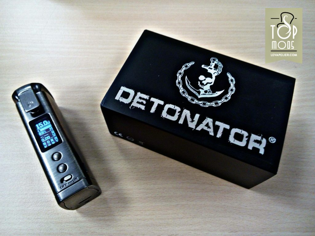 Detonator Box van Squid Industries