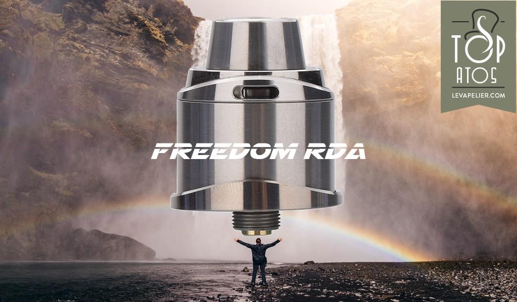 Freedom RDA par 5gVape