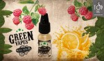 Raspberry Fizz (Gamme Full Vaping) par Green Liquides