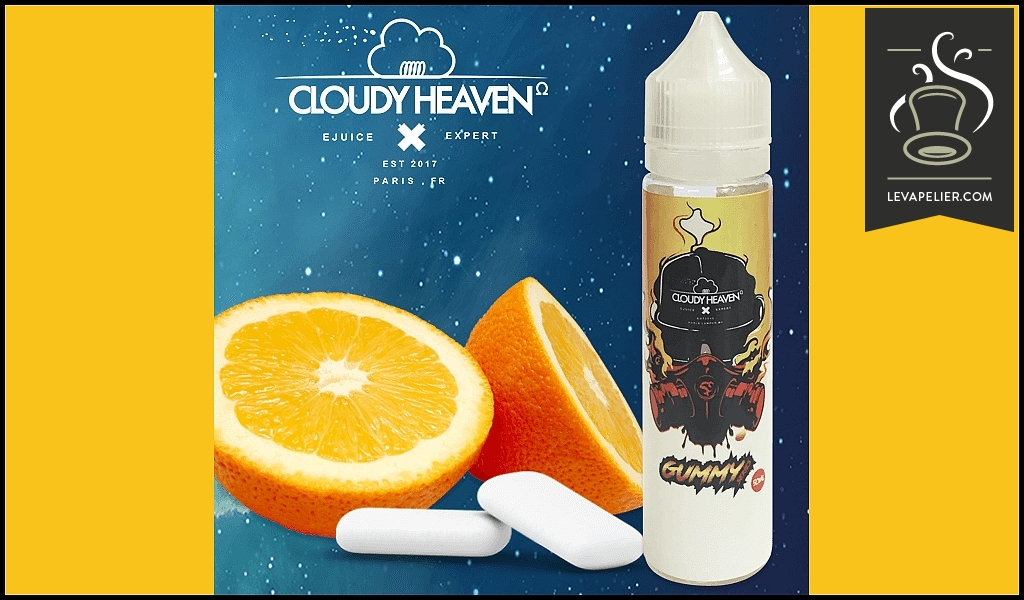 Gummy Orange (Gamme Gummy Series) par Cloudy Heaven