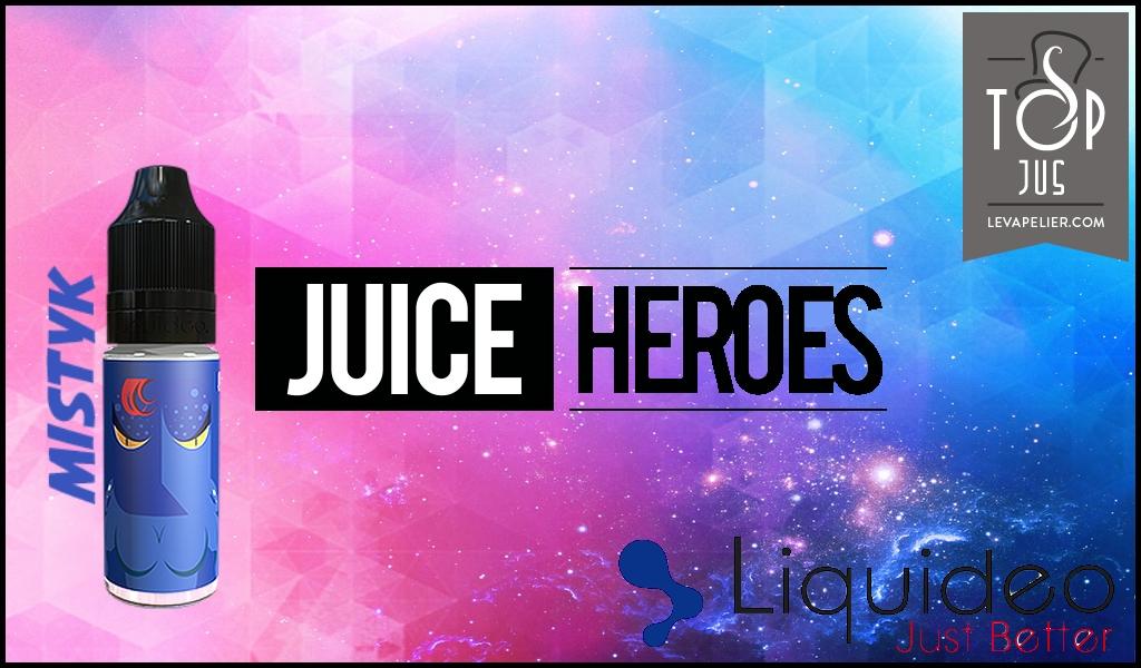 Mistyk (Juice Heroes Range) van Liquideo