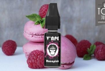 Macapink (Gamme Black) par V'ape
