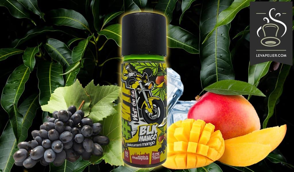 BLK Mango (Gamme Watt The Flava) par My's Vaping France