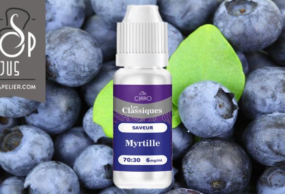 Myrtilles (Gamme Les Classiques) par Cirro
