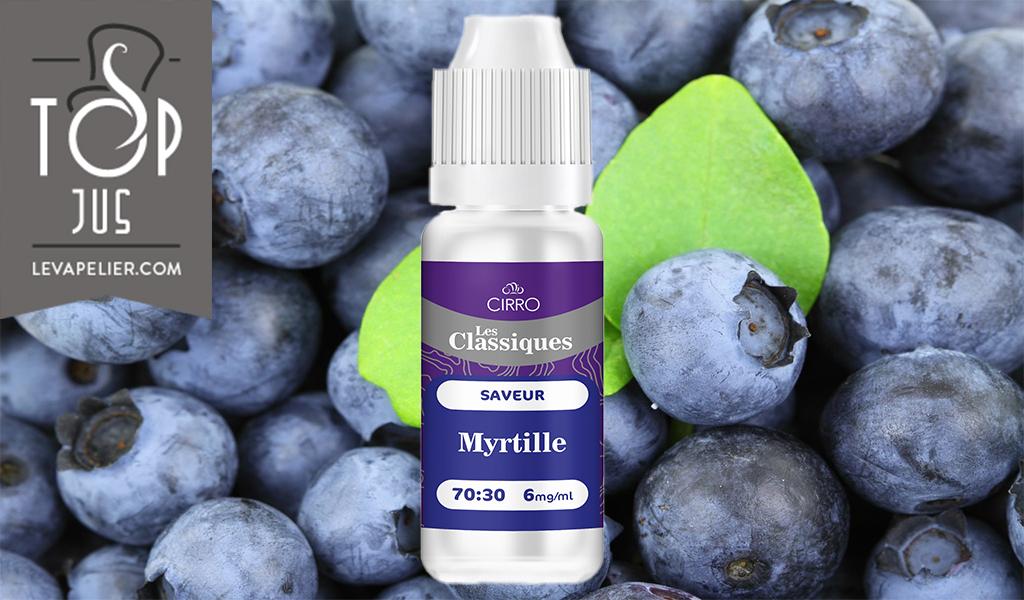 Blueberries (Range Classics) van Cirro