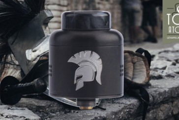 Warrior RDA di Wotofo