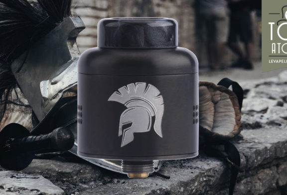 Warrior RDA par Wotofo