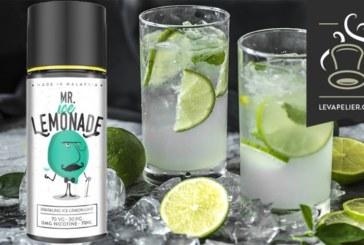 Mr Ice Lemonade van MY'S Vaping