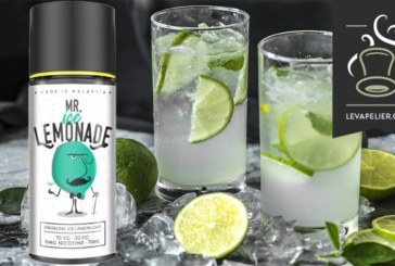 Mr Ice Lemonade par MY'S Vaping