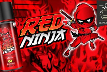 הנינג'ה האדומה - מלון Honeydew מאת My Vaping