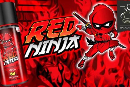 Red Ninja – Melon Honeydew par My's Vaping