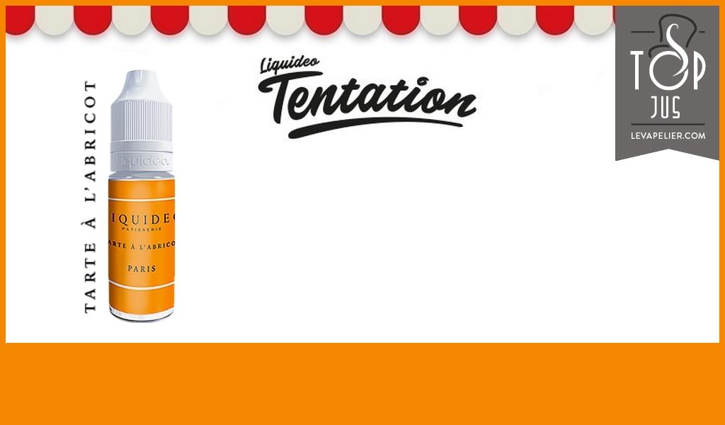 Apricot Tart (Temptation Range) van Liquideo