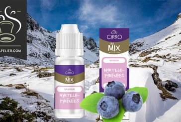 Pyrenees Blueberry (Range Mixes) van Cirro