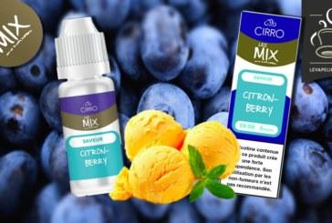 Lemon Berry (Les Mix-assortiment) van Cirro