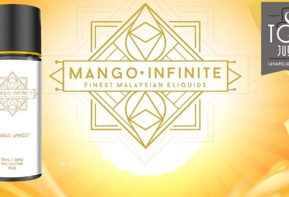 Mango Apricot par Mango Infinite – My's Vaping