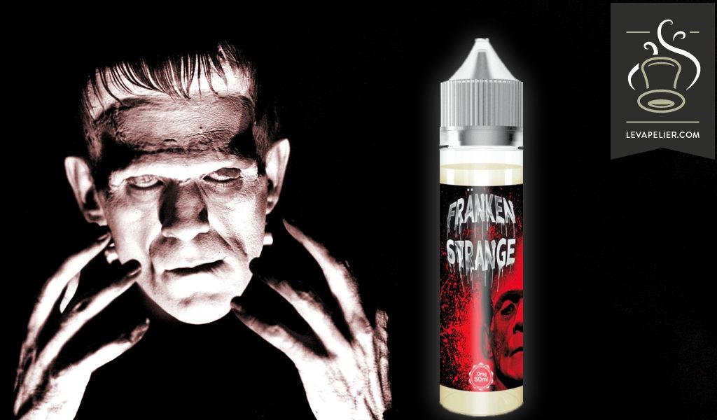 Franken Strange van Vap'Land Juice