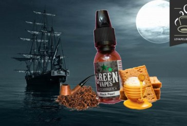 Black pearl (Classic Range) by Green Vapes