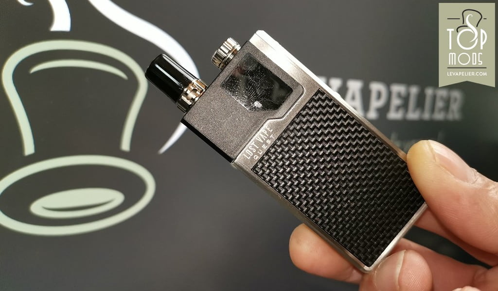 Tests and Reviews: Orion Q by Lost Vape Quest ~ The Vapelier