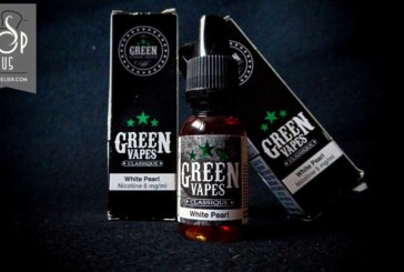 White Pearl (Classic Range) by Green Vapes