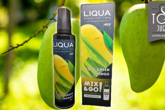 Cool Green Mango (Range Mix and Go) by LIQUA