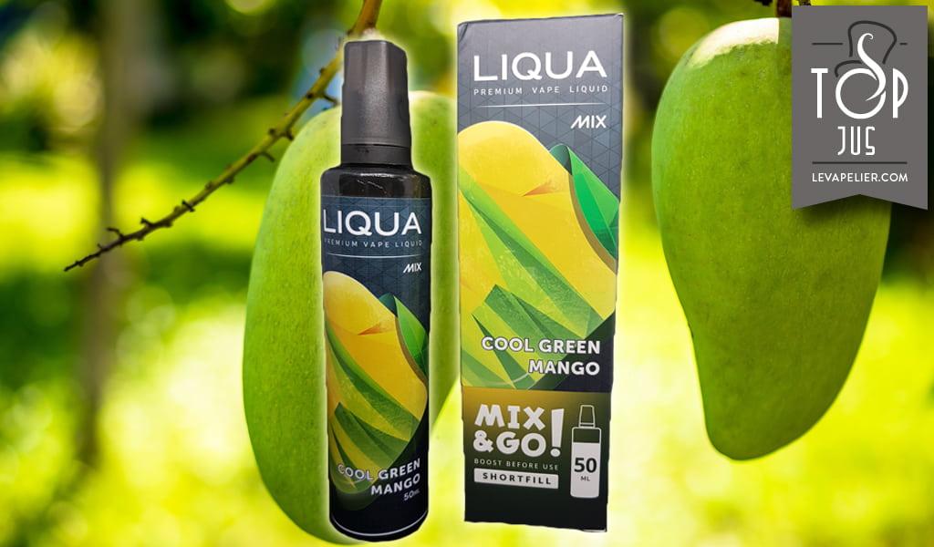 Cool Green Mango (Gamme Mix and Go) par LIQUA