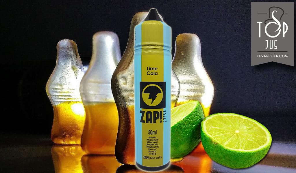 ZAP JUICE的Lime Cola(Vintage Cola Range)