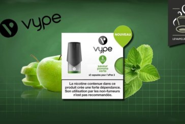 Green Apple van Vype