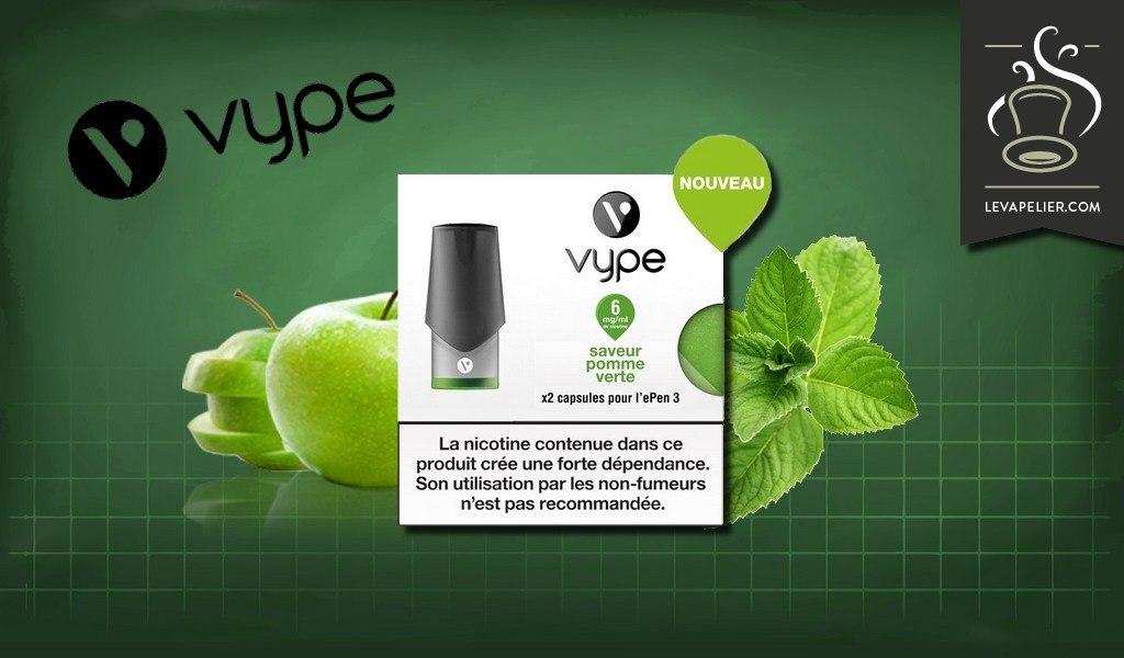 Green Apple van Vype