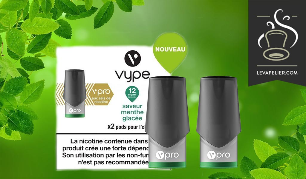 קרח Mint (V Pro טווח) על ידי Vype