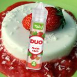 Coconut Strawberry Duo di Tasty