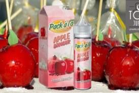 תפוח d'Amour (טווח Sensation Candy) מאת Pack à l'Ô