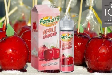 Apple of Love (Candy Sensation Range) by Pack at O