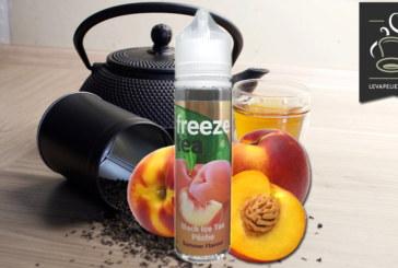 Black Ice Tea Peach (Freeze Tea Peach) de Made In Vape