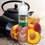 Black Ice Tea Peach (Freeze Tea Range) van Made In Vape