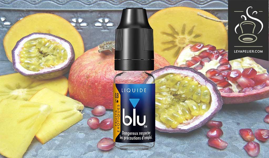Exotisch fruit door blu