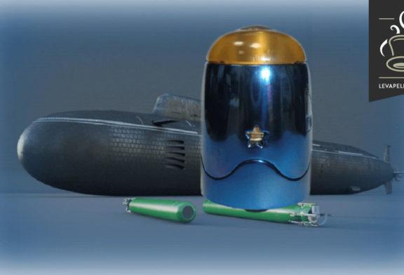 UFO V1.5 RDTA Bomb van SerisVape