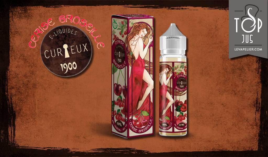 Cherry Currant (1900 Edition) van Curieux