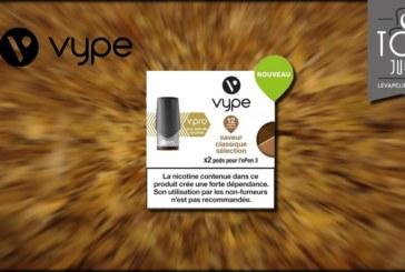 Classique Sélection (Gamme Vpro) par Vype