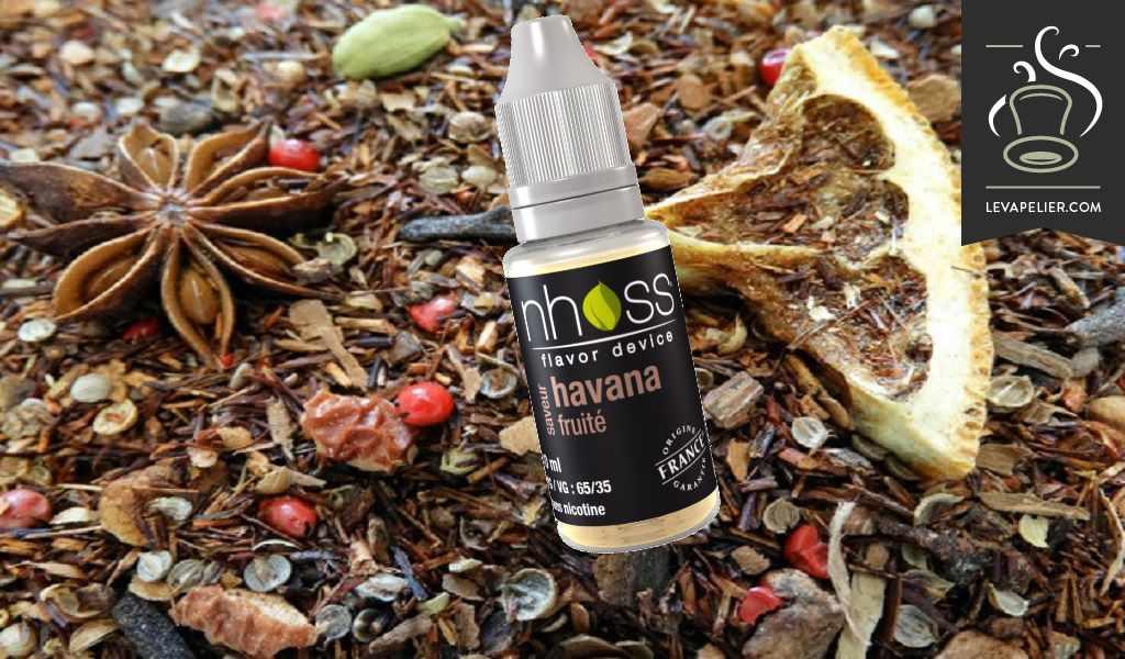 Fruttato Havana di Nhoss
