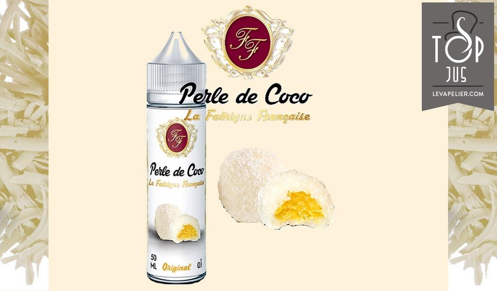 Perla de coco de La Fabrique Française