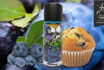 Blueberry (Beast Flava Range) by My's Vaping France