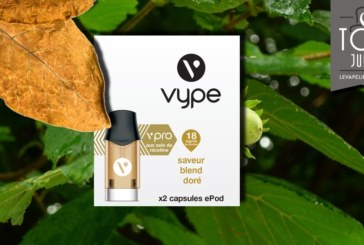 Golden Blend by Vype