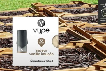 Vanilla Infused by Vype