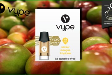 Tropical Mango di Vype