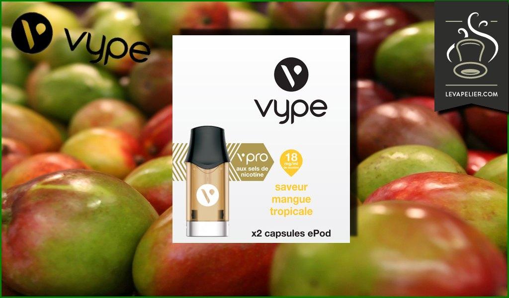 Mangue Tropicale par Vype