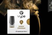 Saveur Classique par Vype