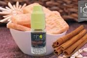 Speculos alla cannella (gamma Gourmet E-Liquid) di Nhoss