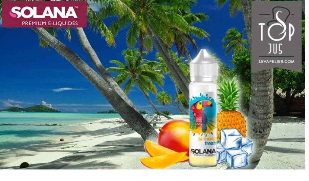 Ti Mang Fresh (Ready to Vaper Range) by Solana