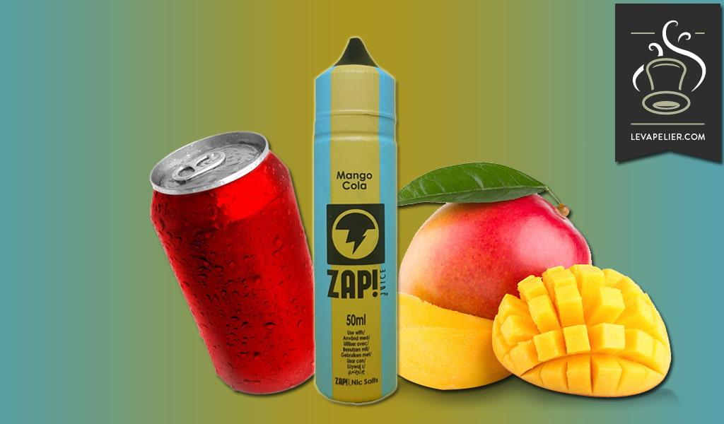 Mango Cola (gamma Vintage Cola) di ZAP JUICE