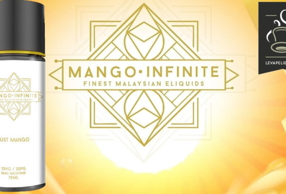 Just Mango door Mango Infinite - My's Vaping